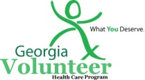 Georgia Volunteer Healthcare Program